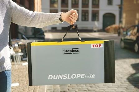 Tragetasche Stepless Lite Rampe 70 cm