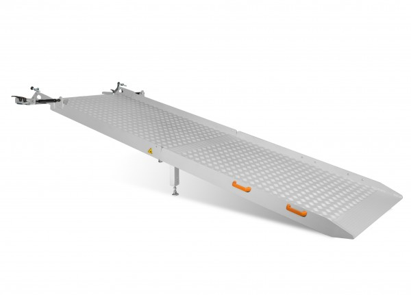 TRI-RCH Rampe starr - geriffelt Breite 1000 mm